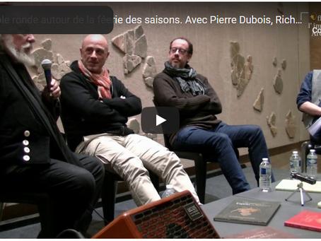 [Vidéo] Discussion avec Pierre Dubois, Richard Ely et Xavier Hussön
