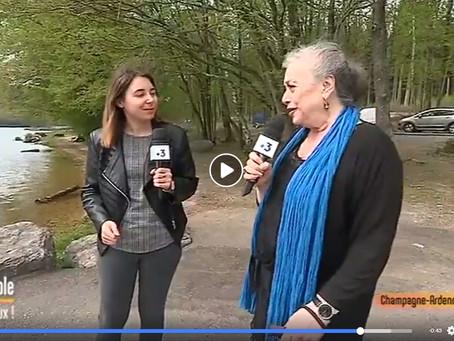 [Vidéo] Claudine Glot et Hervé Glot, en passant par les Ardennes ...
