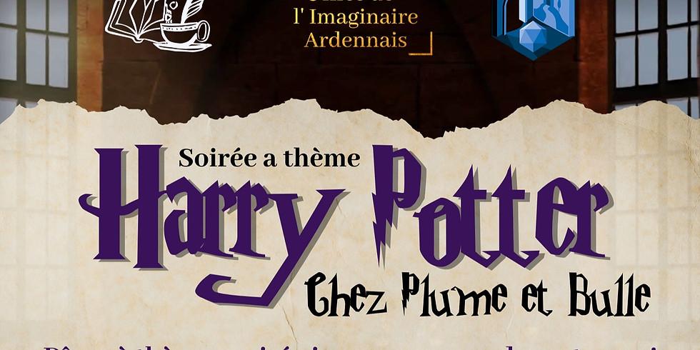 Soirée Harry Potter Chez Plume et Bulle