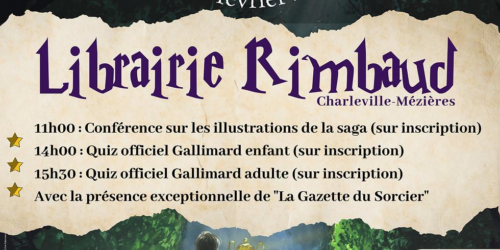 HP Book Night - Librairie Rimbaud