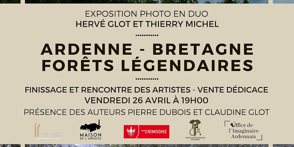 Expo photo Ardennes-Bretagne