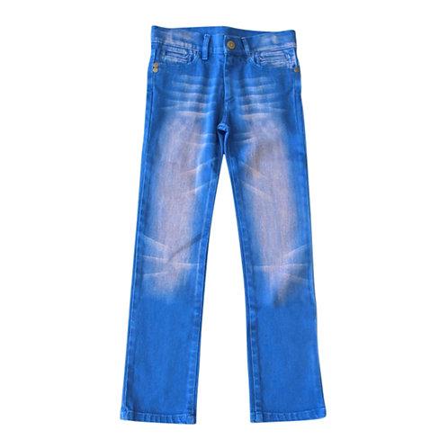 Slim Zipper --- Electric Blues