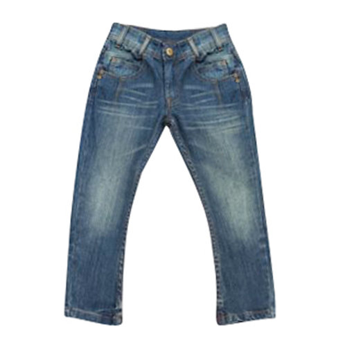 Twisted Seam Jean --- Sunwash