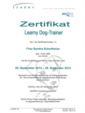 Learny Dog Trainer 1
