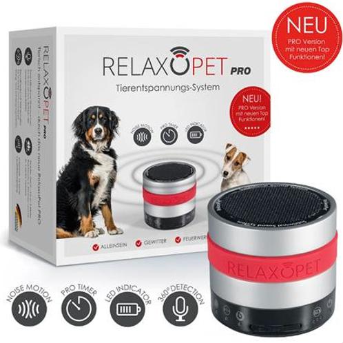 RelaxoPet PRO Tierentspannungssystem für Hunde