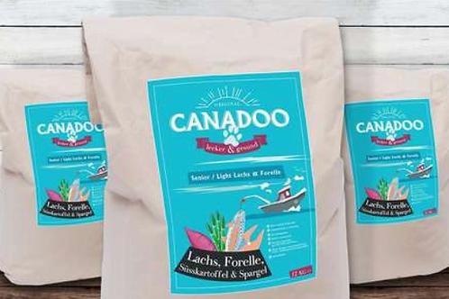 Canadoo Senior / Light Lachs & Forelle