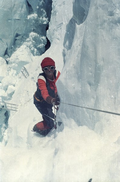 Mount Everest wspomnienia
