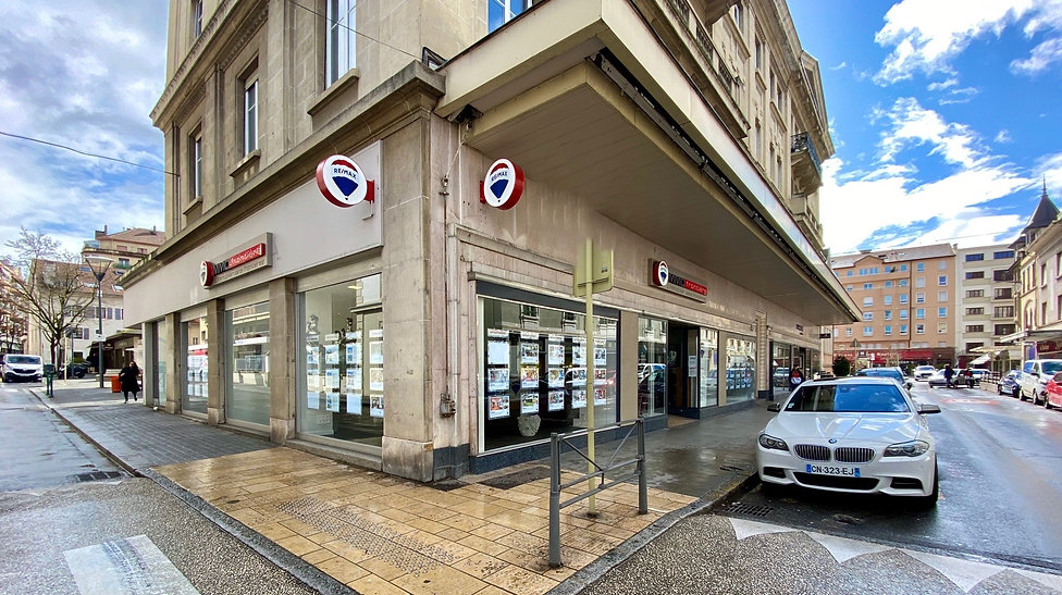 Agence IMMOFRONTIERE -RE/MAX ANNEMASSE