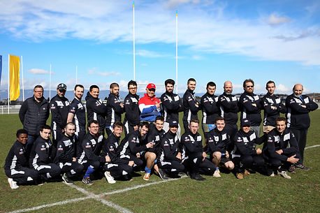 IMMOFRONTIERE soutient le RCA RUGBY ANNEMASSE