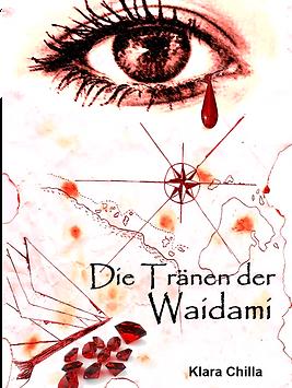 Tränen der Waidami, Buchcover Tränen der Waidami, Piraten der Waidami