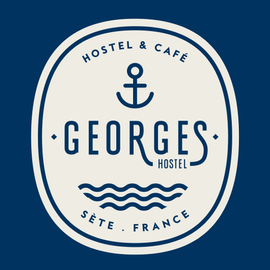 logo georges hostel