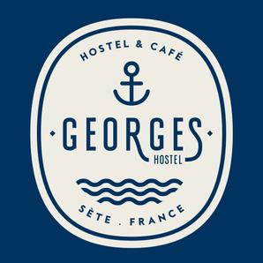 logo georges hostel
