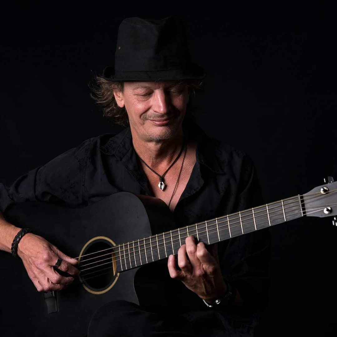 """Wilm Jan Tolkamp - Gitarist """"Normaal"""""""