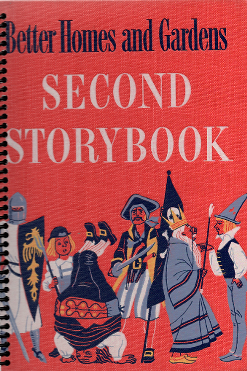 Second Storybook Book Journal