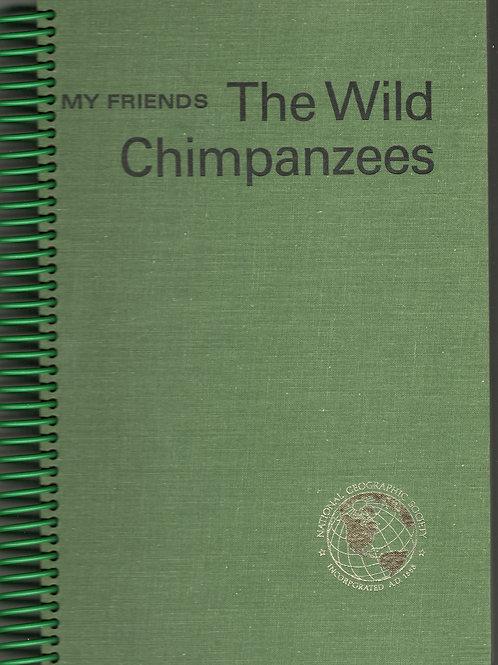 The Wild Chimpanzees Book Journal