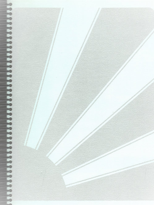 Art Deco Book Journal