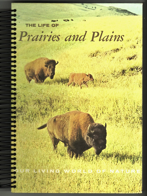 Life of Prairies and Plains Book Journal
