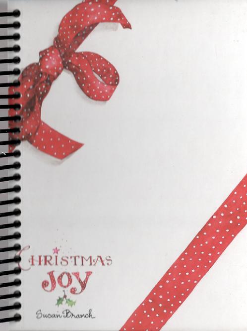 Christmas Joy Pocket Book Journal