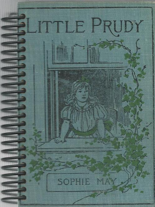 Little Prudy Pocket Book Journal