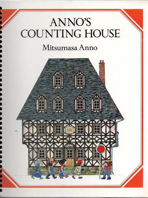 Anno's Counting House Book Journal