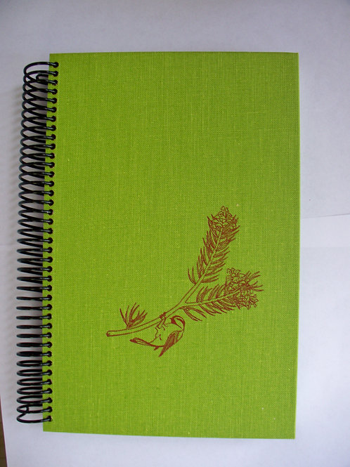 The Majestic Rocky Mountains Book Journal