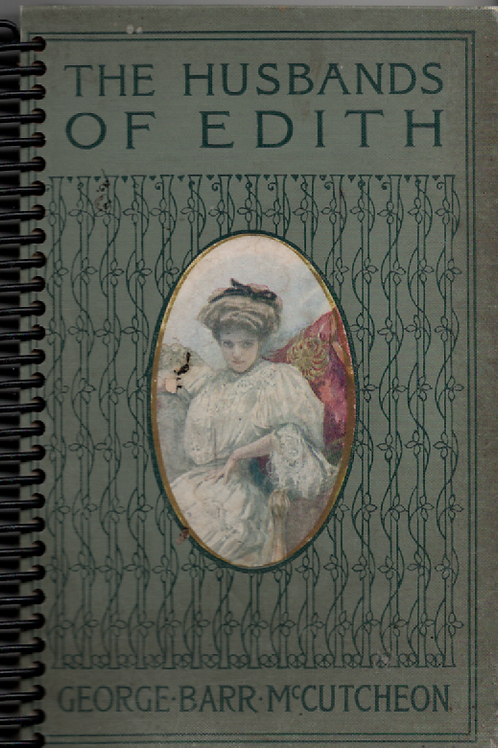 The Husbands of Edith Pocket Book Journal