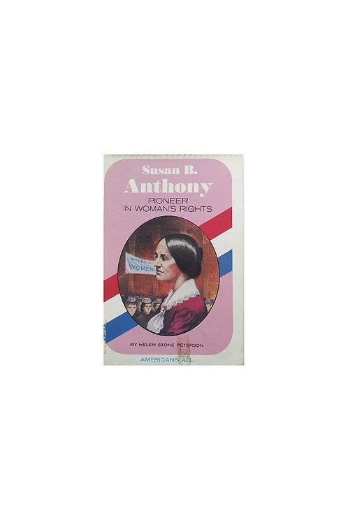 Susan B. Anthony - Steno Pad Journal
