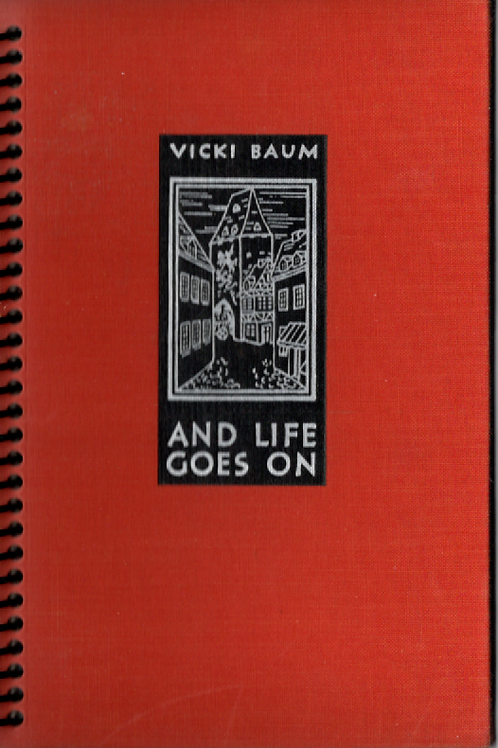 And Life Goes On Pocket Book Journal