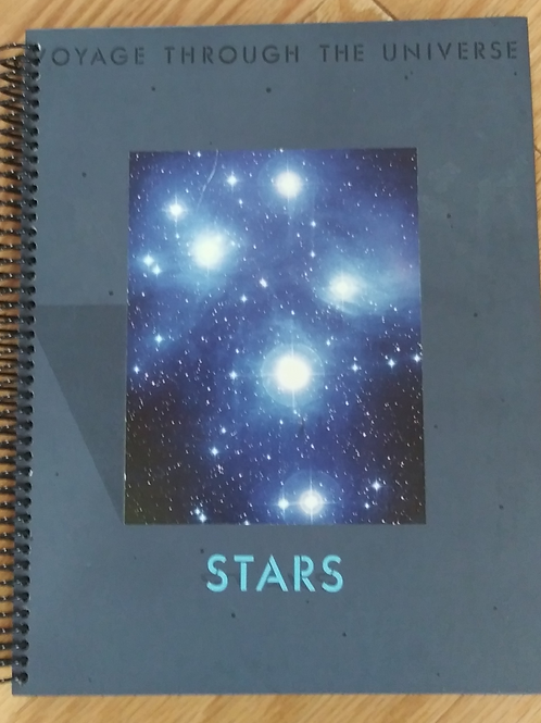 Stars - Voyage Through The Universe Y-I-F ® Journal