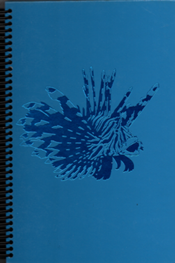 The Ocean Realm Book Journal
