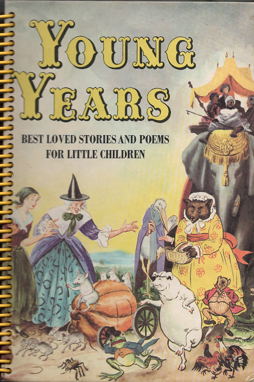 Young  Years Book Journal
