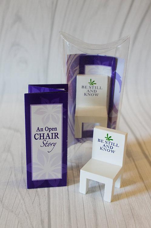 An Open Chair