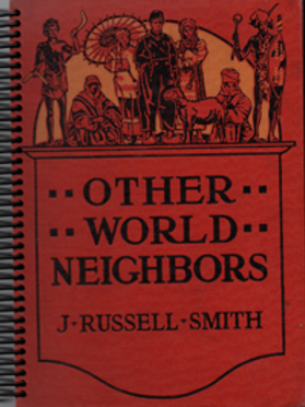 Other World Neighbors Book Journal