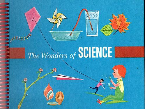 The Wonders of SCIENCE Book Journal