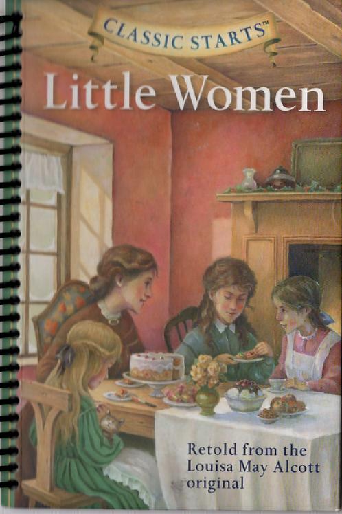Little Women Pocket Book Journal