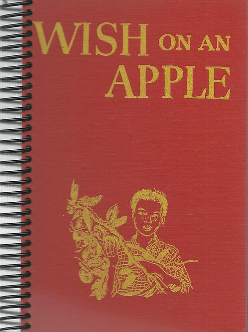 Wish on an Apple Pocket Book Journal