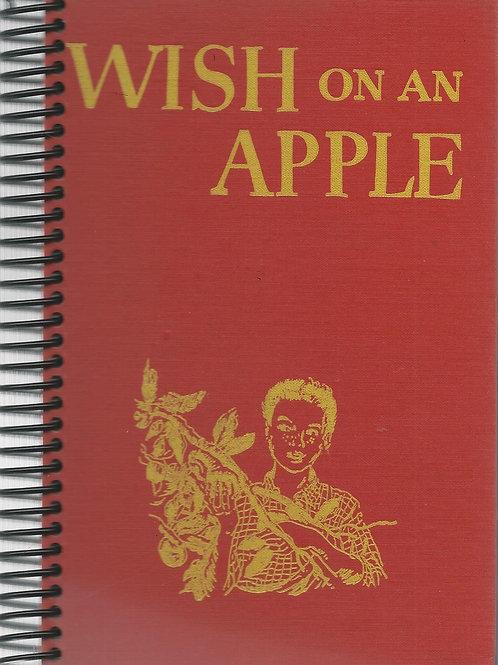 Wish on an Apple Pocket Book Journal
