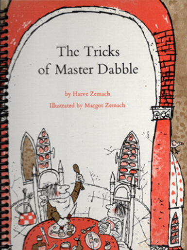 The Tricks of Master Dabble Book Journal