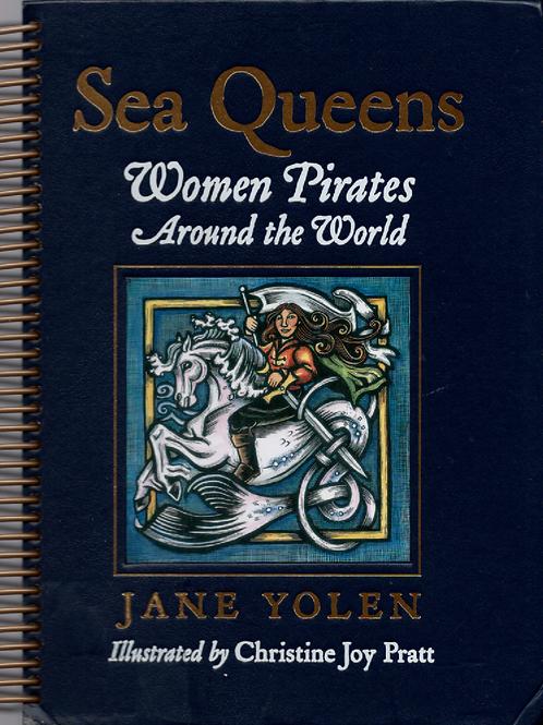 Sea Queens Book Journal