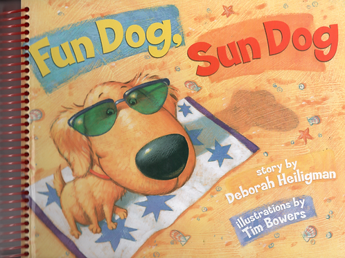Fun Dog, Sun Dog Book Journal