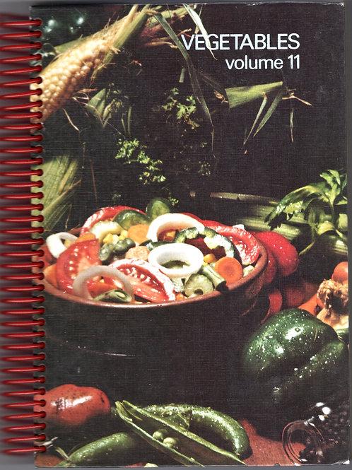 Vegetables volume11 Book Journal