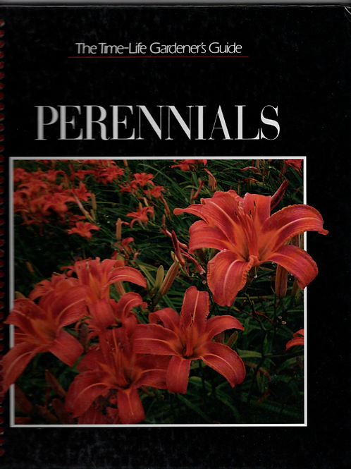 Perennials Book Journal