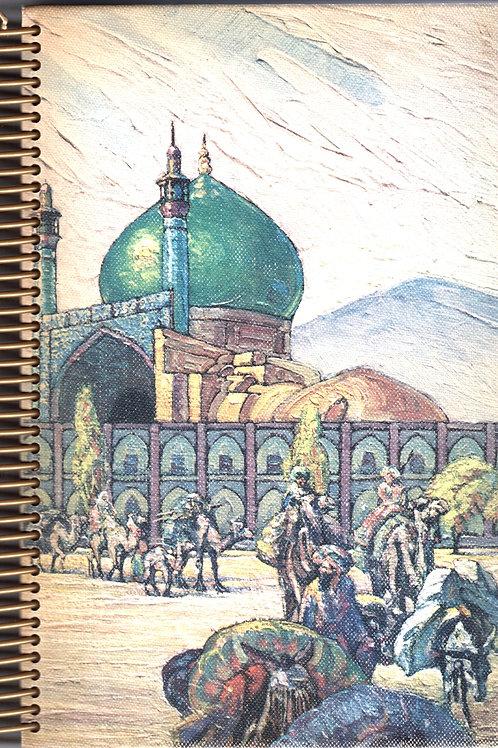 The Adventures of Hajji Baba Book Journal