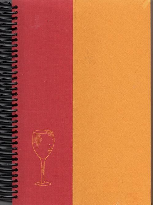 House & Garden's Drink Guide Book Journal