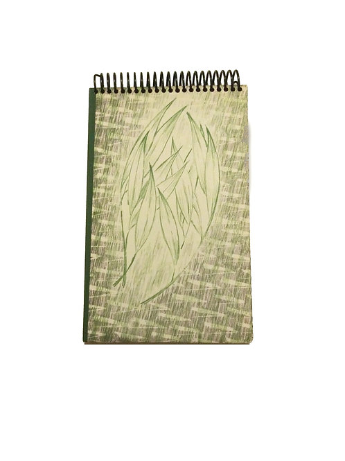 Prayers From The Ark - Steno Pad Journal