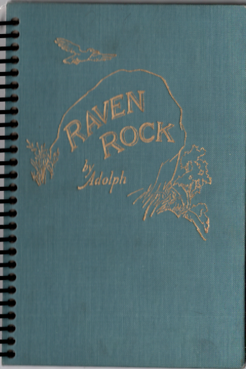 Raven Rock Pocket Book Journal