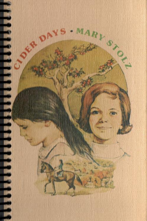 Cider Days Pocket Book Journal