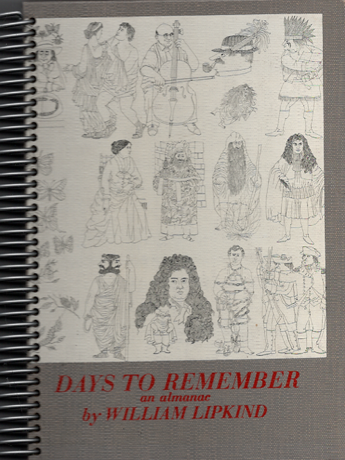 Days to Remember Book Journal