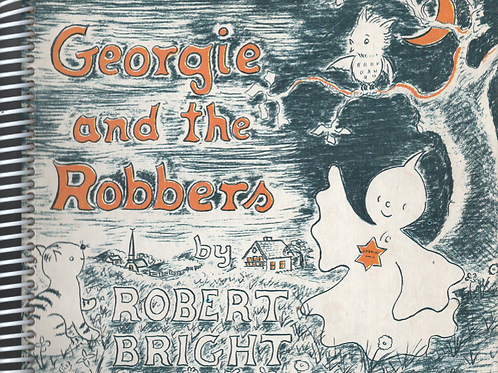 Georgie and the Robbers Book Journal