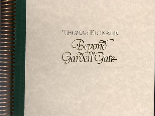Beyond the Garden Gate Book Journal